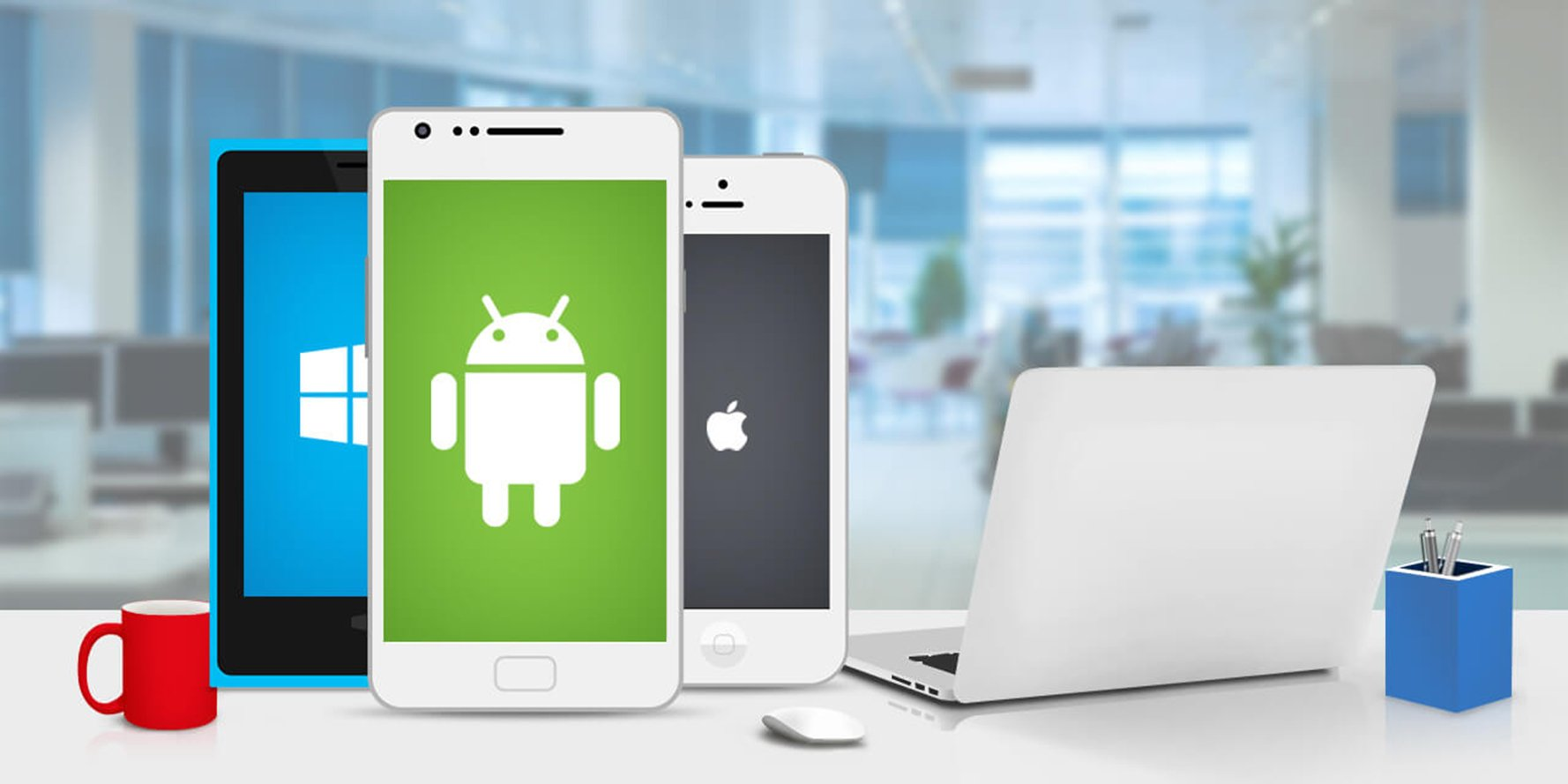 Android & iOS App Development Company in Hisar Haryana